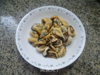 雪菜茭白炒淡菜的做法_雪菜茭白炒淡菜怎么做_花鱼儿的菜谱