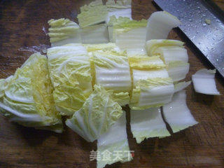 淡菜炒娃娃菜的做法_淡菜炒娃娃菜怎么做_花鱼儿的菜谱