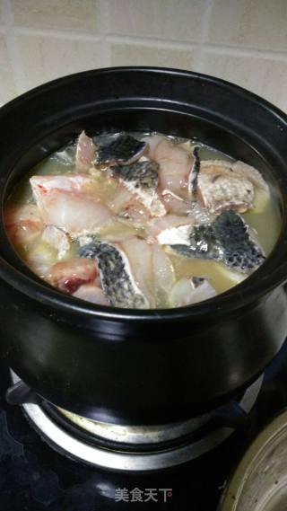 淡菜炖乌鱼的做法_淡菜炖乌鱼怎么做_swallow但的菜谱