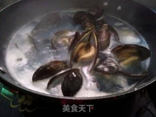 淡菜汤的做法_淡菜汤怎么做_火腿肠队长的菜谱