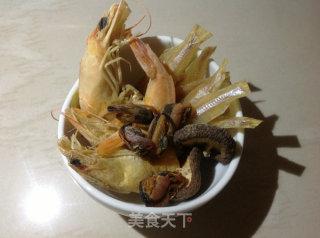 海鲜排骨汤的做法_海鲜排骨汤怎么做_天天的呀的菜谱