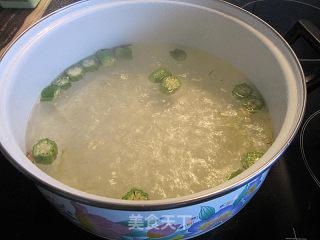 新鲜带子面疙瘩汤的做法_新鲜带子面疙瘩汤怎么做
