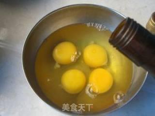 韭菜鸡蛋炒带子的做法_韭菜鸡蛋炒带子怎么做_万山红的菜谱