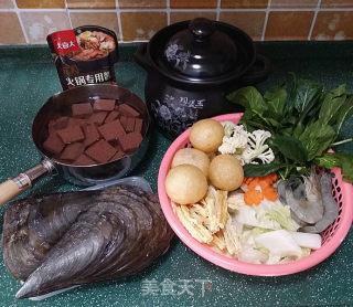 韩式海鲜锅的做法_韩式海鲜锅怎么做_老方小雨的菜谱