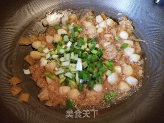 竹荪带子烩豆腐的做法_竹荪带子烩豆腐怎么做_elmonte的菜谱