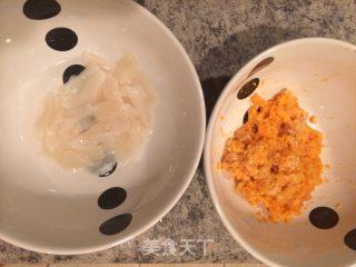蟹黄带子粥的做法_蟹黄带子粥怎么做_cheryl8xi的菜谱