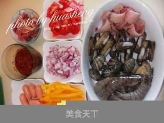 西班牙海鲜饭的做法_西班牙海鲜饭怎么做