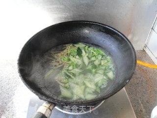 海蛎子瓜片汤的做法_海蛎子瓜片汤怎么做_馋嘴乐的菜谱