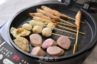 什锦烤肉的做法_什锦烤肉怎么做_舞之灵的菜谱