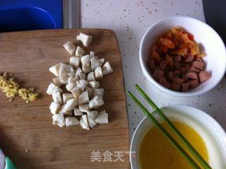 海鲜缤纷炒饭的做法_海鲜缤纷炒饭怎么做