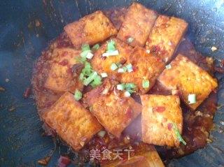 鱼香脆皮豆腐的做法_鱼香脆皮豆腐怎么做_舞动的味蕾的菜谱
