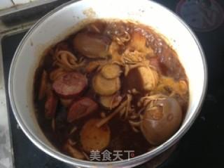 牛肉米线的做法_牛肉米线怎么做_舞动的味蕾的菜谱