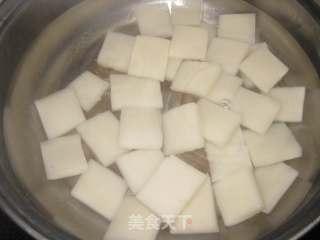 高汤煮年糕的做法_【史云生原汁上汤试用报告】--高汤煮年糕_高汤煮年糕怎么做_京京~的菜谱