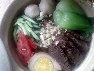 砂锅牛肉面的做法_砂锅牛肉面怎么做_舞动的味蕾的菜谱
