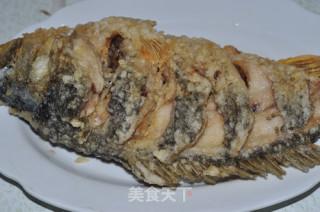 糖醋鱼的做法_糖醋鱼怎么做_温暖sunny的菜谱