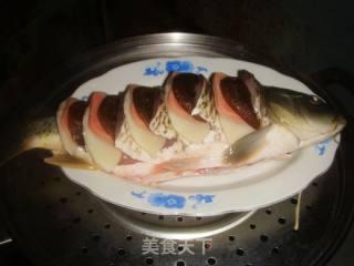 津门蒸鱼的做法_津门蒸鱼怎么做