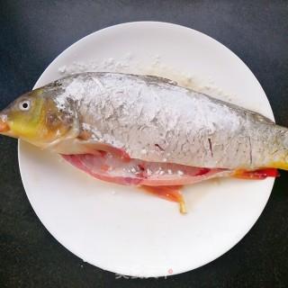 红烧鲤鱼的做法_红烧鲤鱼怎么做_滋滋d美味的菜谱