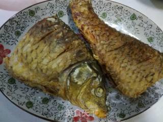红油豆瓣酱烧鲤鱼的做法_红油豆瓣酱烧鲤鱼怎么做_烟雨心灵的菜谱