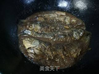 酱焖鲫鱼的做法_酱焖鲫鱼怎么做_烟雨心灵的菜谱