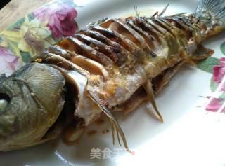 油泼藿香凉拌鱼的做法_【油泼藿香凉拌鱼】_油泼藿香凉拌鱼怎么做_人生就是过客的菜谱