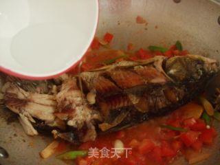 番茄烧鱼的做法_番茄烧鱼怎么做
