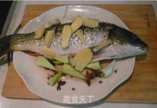 得莫利炖鱼的做法_家乡的味道~~得莫利炖鱼_得莫利炖鱼怎么做