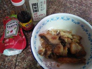 糖醋鱼块的做法_糖醋鱼块怎么做_大草海的菜谱