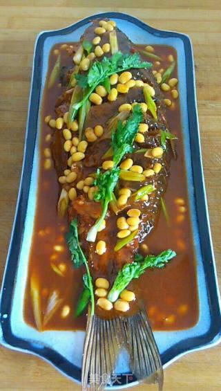 红烧鲤鱼的做法_红烧鲤鱼怎么做_痛苦的人生的菜谱