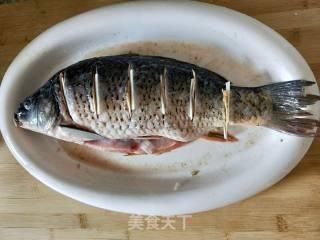 红烧鲤鱼的做法_红烧鲤鱼怎么做_nieyin6788的菜谱