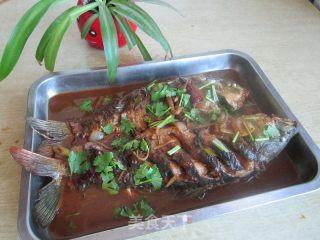 炖鲤鱼的做法_炖鲤鱼怎么做_拿得起放不下的菜谱