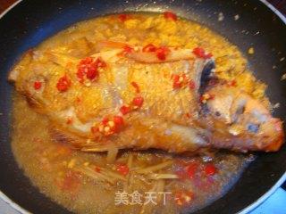 剁椒红烧鲤鱼的做法_剁椒红烧鲤鱼怎么做_樱桃咖啡的菜谱