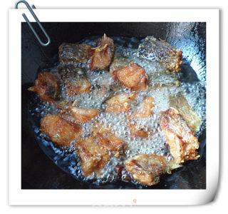 酸沙鲤鱼块的做法_酸沙鲤鱼块怎么做_绿野薄荷的菜谱