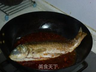 豆瓣鲤鱼的做法_豆瓣鲤鱼怎么做_含羞草111的菜谱
