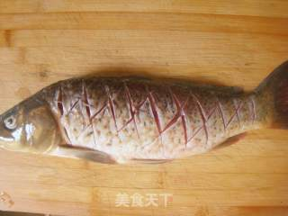 红烧鲤鱼的做法_红烧鲤鱼怎么做_彼岸花~开的菜谱