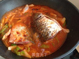 炖鱼的做法_炖鱼怎么做_爱林爱家1983的菜谱