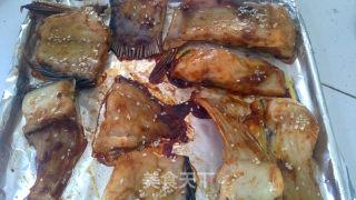 芝香孜然烤鱼的做法_芝香孜然烤鱼怎么做