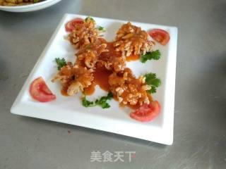菊花鱼的做法_菊花鱼怎么做_小番茄_的菜谱