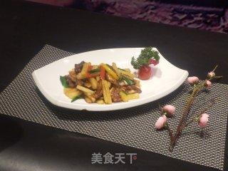 家常菜小炒鱼的做法_家常菜小炒鱼怎么做_新启 的菜谱
