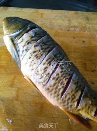 蒜蓉豆豉蒸鲤鱼的做法_【蒜蓉豆豉蒸鲤鱼】_蒜蓉豆豉蒸鲤鱼怎么做_人生就是过客的菜谱