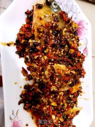 蒸鲤鱼的做法_蒸鲤鱼怎么做_小女生也有大梦想的菜谱