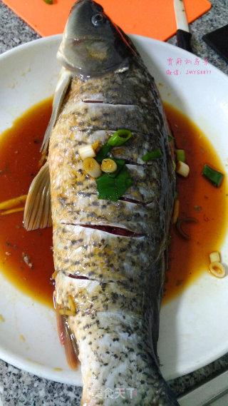 家庭版万州烤鱼的做法_家庭版万州烤鱼怎么做_贾府私房菜的菜谱
