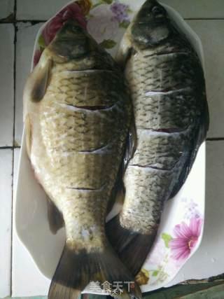 红焖鲤鱼的做法_红焖鲤鱼怎么做_满林秋露的菜谱