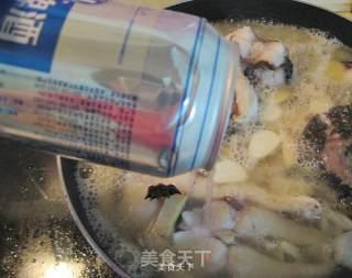 啤酒炖草鱼的做法_啤酒炖草鱼怎么做_Meggy跳舞的苹果的菜谱